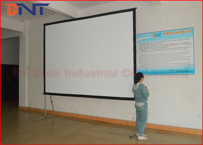 Portable Fast Fold Projection Screen BETFFS9-200