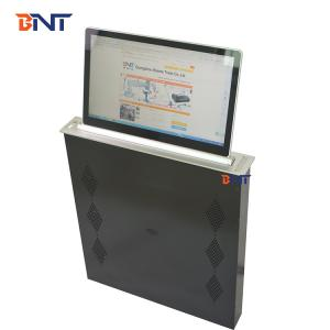 Desk LCD Monitor Motorized Lift BLL-15.6
