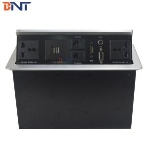 Electrical desk media press socket BP980