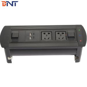 Automatic flip up power Desk Socket EK6205