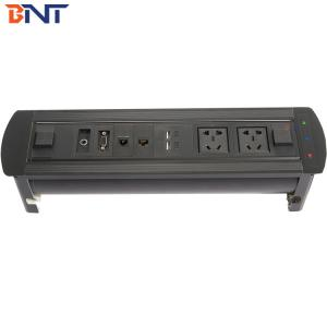 Tabletop mounted motorized socket EK6208