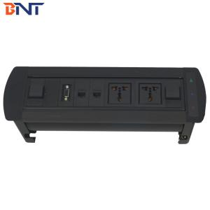 Desk flip up socket box EK6220