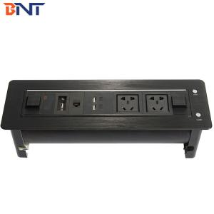 Motorized overturn desktop socket EK6304