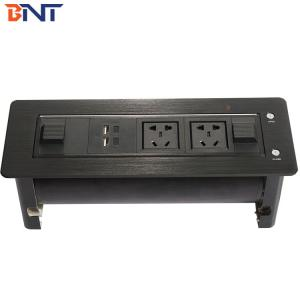 Table power socket with USB charger EK6302