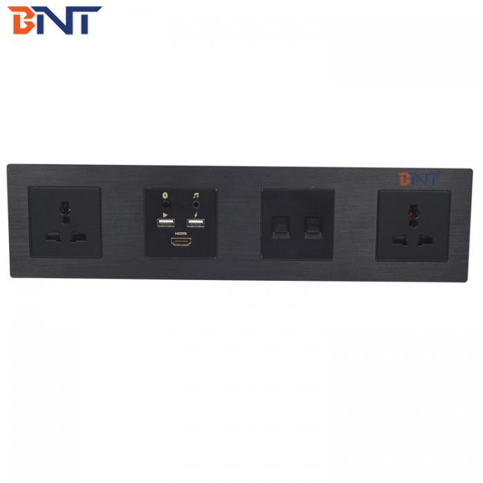 Wall Plate Mounting Media Hub HMP900A