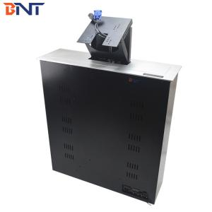 Aluminum Alloy Desk Hidden LCD Lift BLL45-22