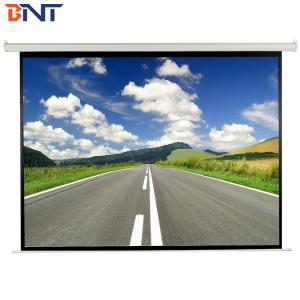 120 Inch Projection Motorized Screen  BETPMS4-120
