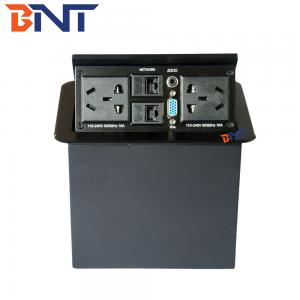 Multi-function desk power connector BP605