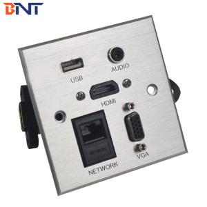 Aluminum Wall Socket WP8601