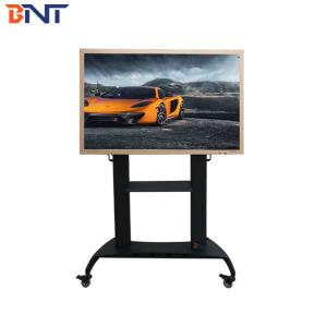 Adjustable Mobile TV Cart Floor Stand BNT-T100