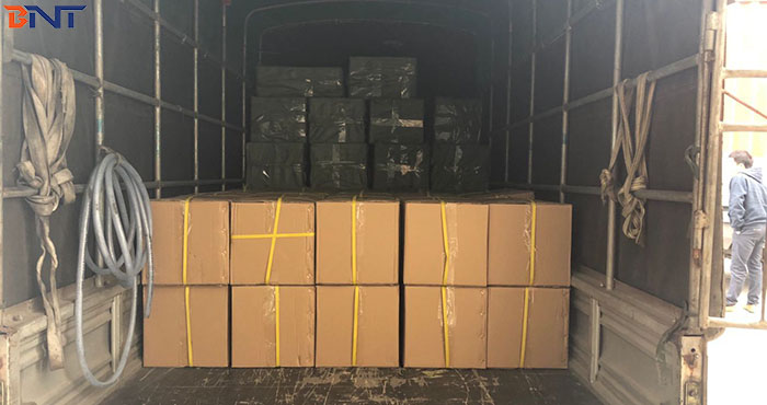 2019-1-28 shipment-Boentes last shipment before CNY holiday