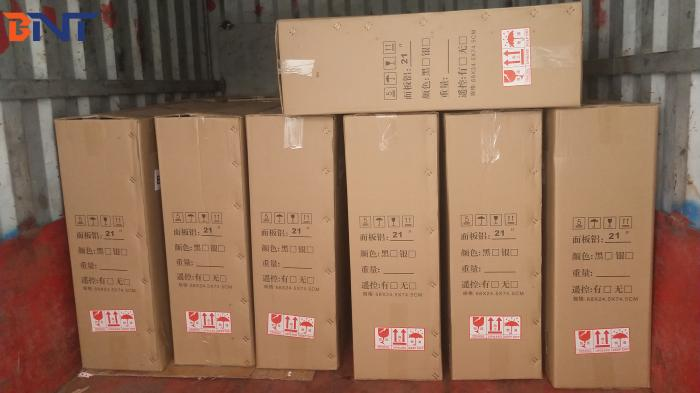 2019-3-10  sent 30 sets moterized monitor  lcd lift to the  Indonesia
