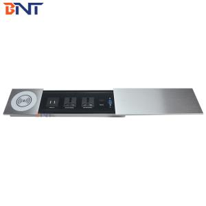 Tabletop sliding cover socket BC-01A