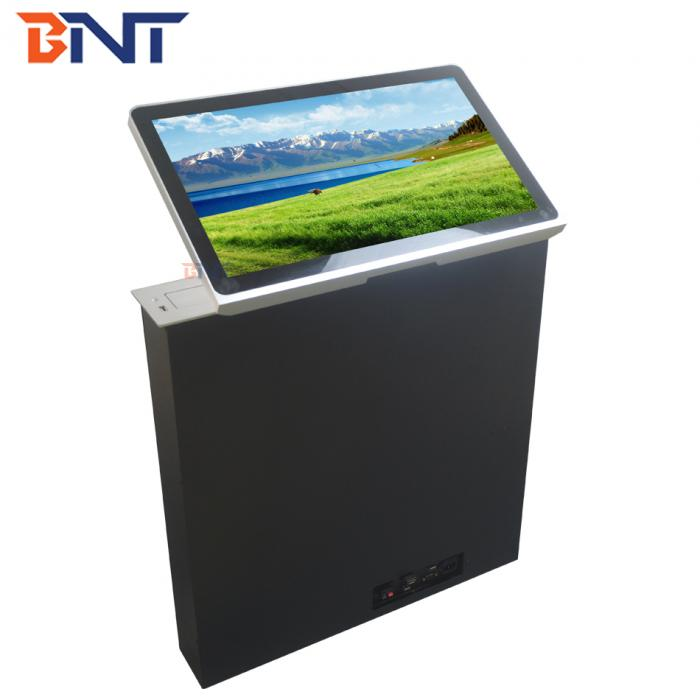 New products:BLL45-21.5,21.5 inch ultra-thin motorized retractable screen