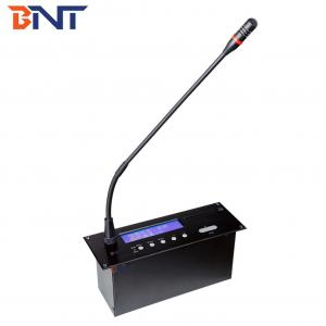 Video voting chairman unit microphone (embedded)   BNT418DS
