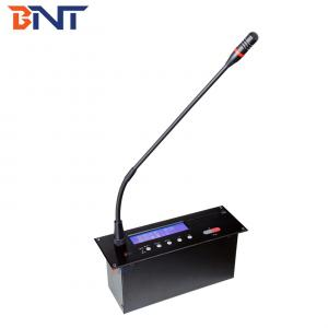 Video voting chairman unit microphone (embedded)  BNT418CS