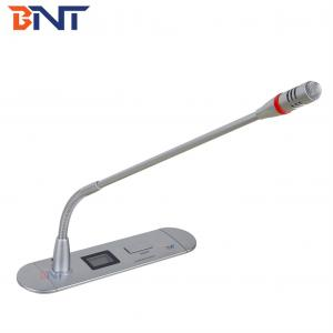 Discussion delegate unit microphone (embedded)   BNT4D