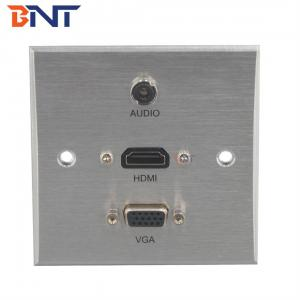 Aluminum Wall Socket WP8604