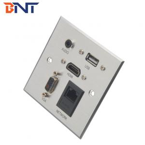 Aluminum Wall Socket WP8602