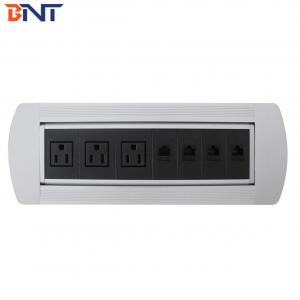 Manual Table Hidden Outlet  MK6340US
