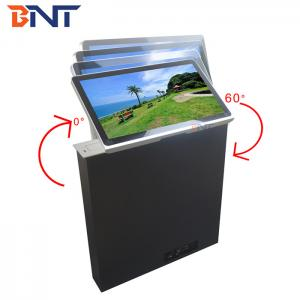 60 degree pitch angel retractable monitor BLL45-21.5