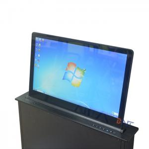 Desk pop up monitor lift AML-15.6