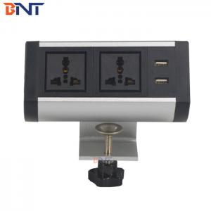 Fix on desk top power data socket  BTS-202